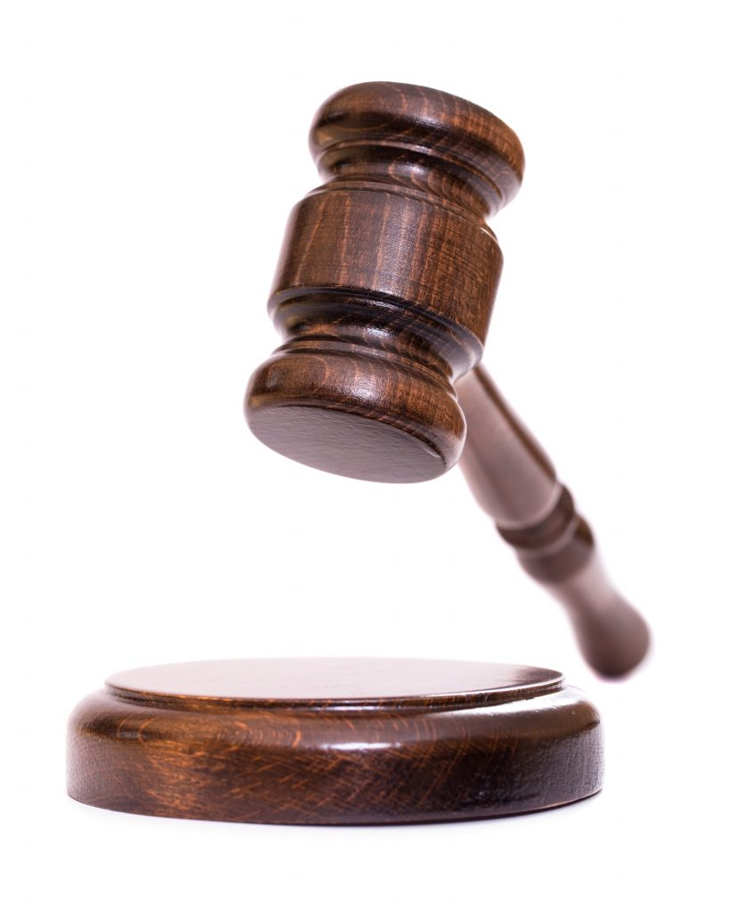 разрешении судебных споров