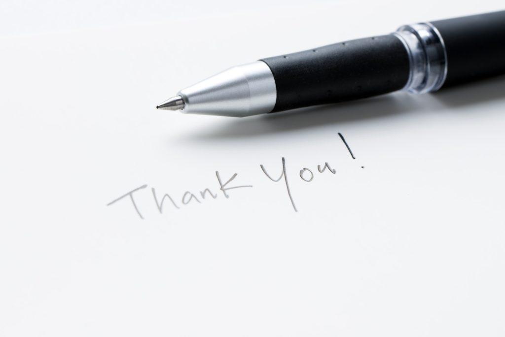 Благодарственные письма АО «2К»